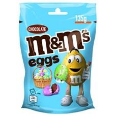 Драже M&Ms Шоколадные яйца 135 гр.
