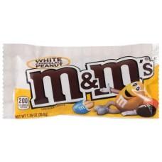 Драже M&Ms Арахис в белом шоколаде