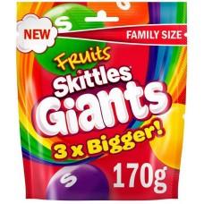 Skittles Гигантские Драже 170 г.