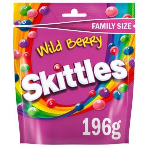 Skittles Лесные Ягоды 196 g