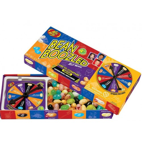 Jelly Belly Bean Boozled with Roulette 5 series 100g.