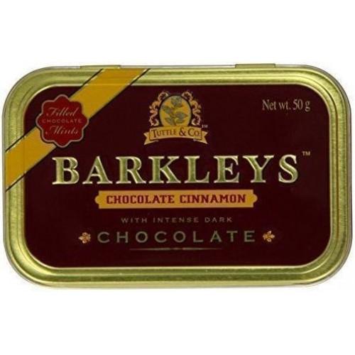 Barkleys Chocolate Cinnamon (Шоколад с корицей)