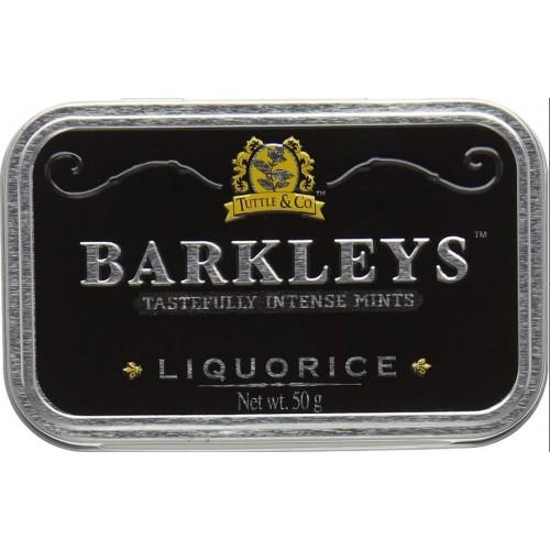 Barkleys Liquorice (Лакрица)