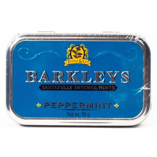 Barkleys Peppermint (Леденцы с перечной мятой)