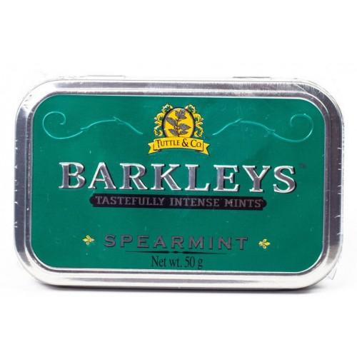 Barkleys Spearmint (Леденцы с мятой)