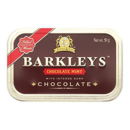 Barkleys Chocolate Mint   (Шоколад)