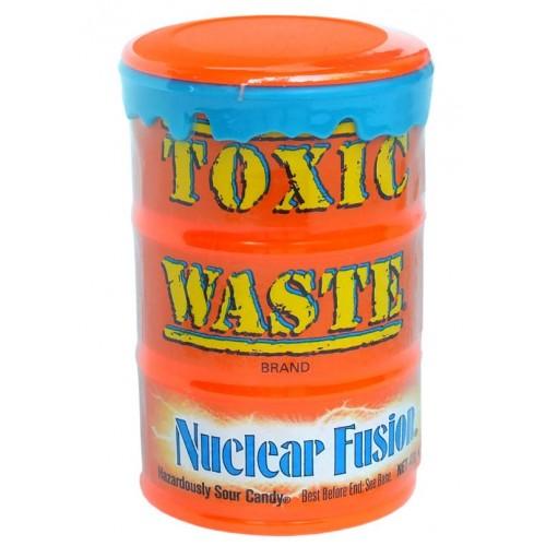 Конфеты Toxic Waste Orange (Супер кислые леденцы Токсик Вейст)