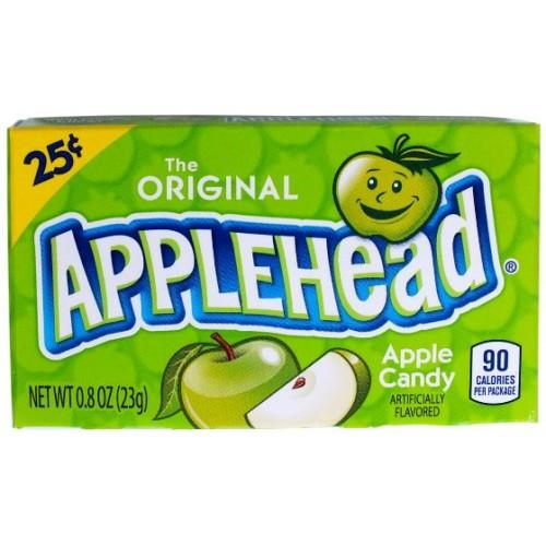 Леденцы Applehead Original Apple