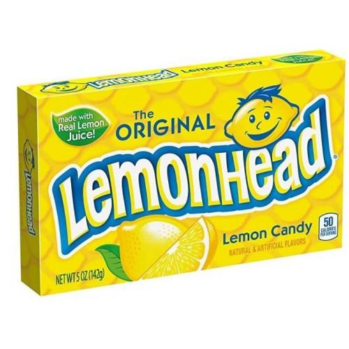 Леденцы Lemonhead Original Lemon