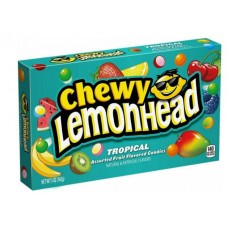 Леденцы Lemonhead Tropical