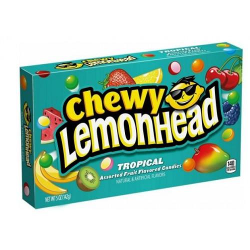Леденцы Lemonhead Tropical