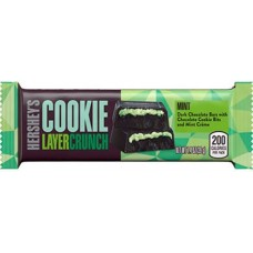 HERSHEY'S Cookie Layer Crunch Mint 39гр.