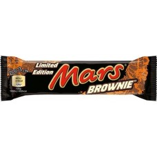 Шоколадный батончик Mars Brownie 51гр