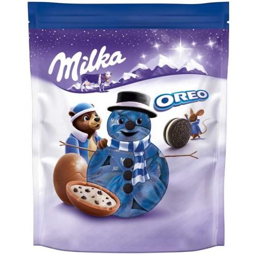 Шоколадные шарики Milka Бонбонс Орео