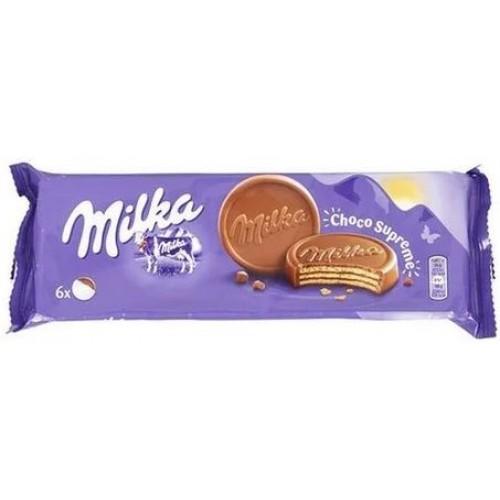 Печенье Milka Choco Wafer Cookies