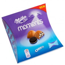 Шоколадные конфеты Milka Moments Mini Oreo