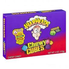 Жевательные конфеты WarHeads Chewy Cubes 113