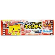 Жевательная резинка Лотте Покемон со вкусом Колы