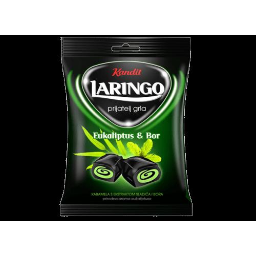 Карамель жевательная LARINGO эвкалипт-хвоя 100 гр