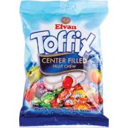 Жевательные конфеты кислые Тоффикс Микс 90 гр.