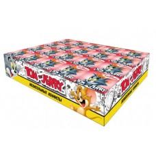 Жевательные конфеты Tom and Jerry Клубника