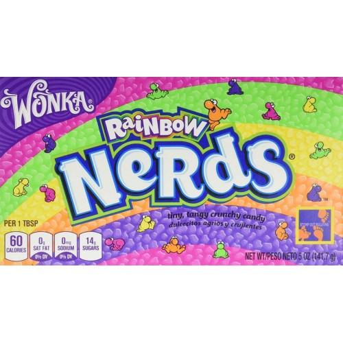 Драже Wonka Rainbow 141,7g.