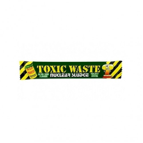 Жевательная конфета Toxic Waste Nuclear Sludge Яблоко 20 гр.