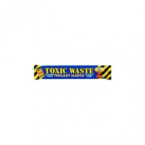 Жевательная конфета Toxic Waste Nuclear Sludge Малина 20 гр.