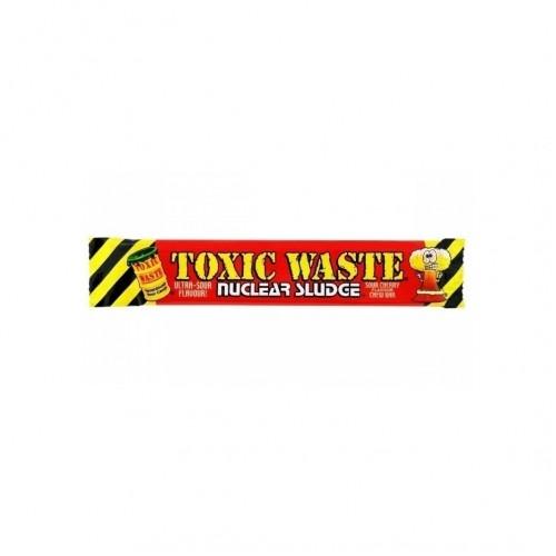 Жевательная конфета Toxic Waste Nuclear Sludge Вишня 20 гр.