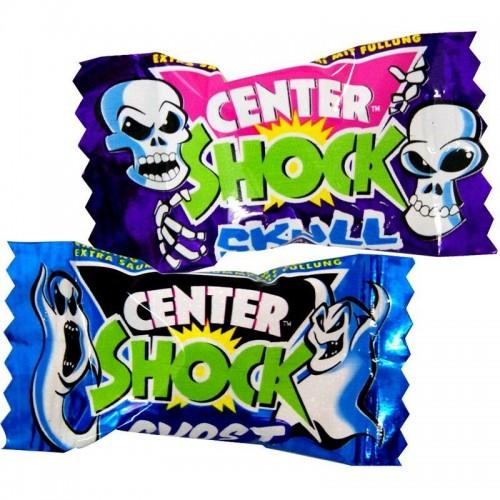 Жевательная резинка Shock Scary Mix