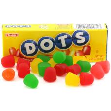 Жевательные конфеты Дотс