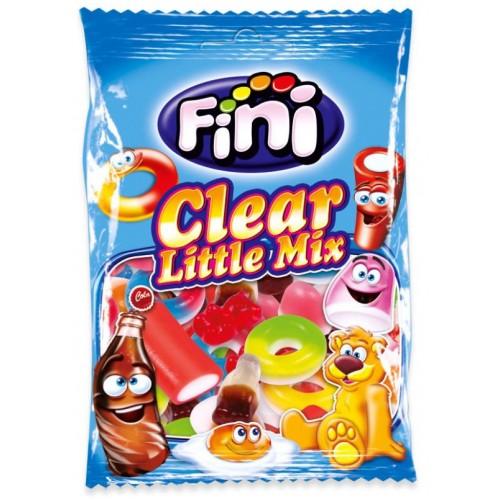 Жевательный мармелад Fini Jelly Clear little mix, 100g.