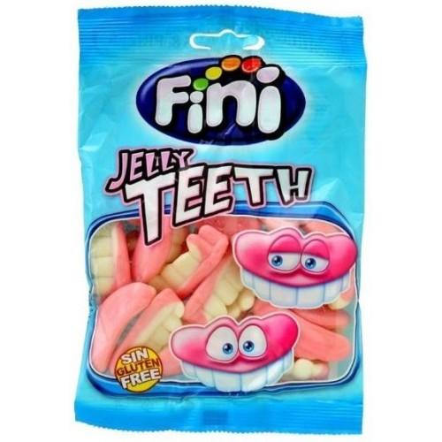 Жевательный мармелад Fini Teeth, 100g.