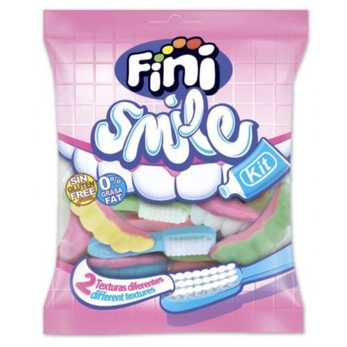 Жевательный мармелад FINI Smile Kit, 100g.