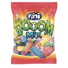 Жевательный мармелад Fini Sour Boom Mix, 100g.