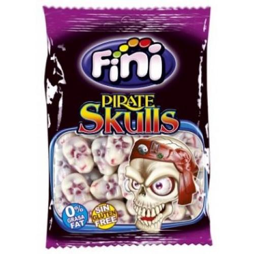 Жевательный мармелад Fini Pirate Skulls, 100g.