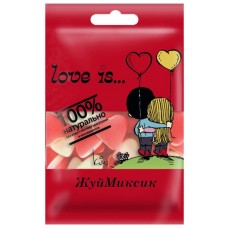 Жевательный мармелад Love is Жуймиксик Вишня Лимон 25гр.