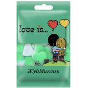 Жевательный мармелад Love is Жуймиксик Мята Лимон Лайм 25гр.