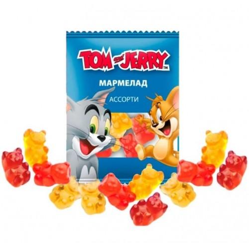 Жевательный мармелад Tom and Jerry Mix, 10 g.