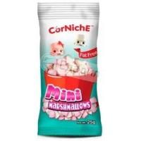 Corniche mini Pink and White 25