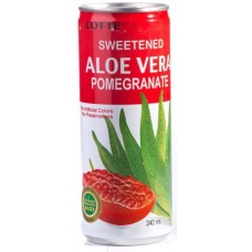 Aloe Vera Pomegranate
