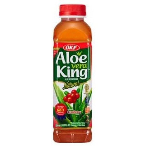 Aloe Vera King Cranberry
