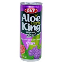 Aloe Vera King Grape 240 ml