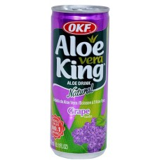 Aloe Vera King Grape 240 ml