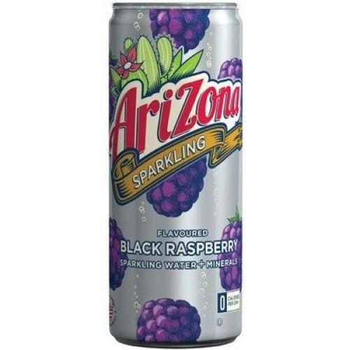 Arizona Sparkling Black Raspberry