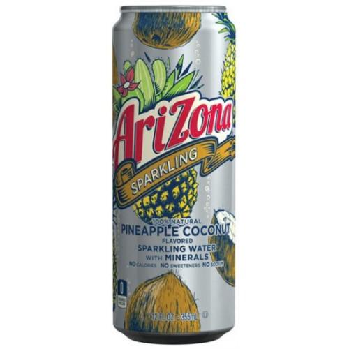 Arizona Sparkling Pineapple Coconut