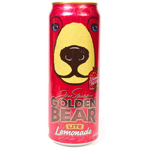 Arizona Golden Bear Strawberry Lemonade