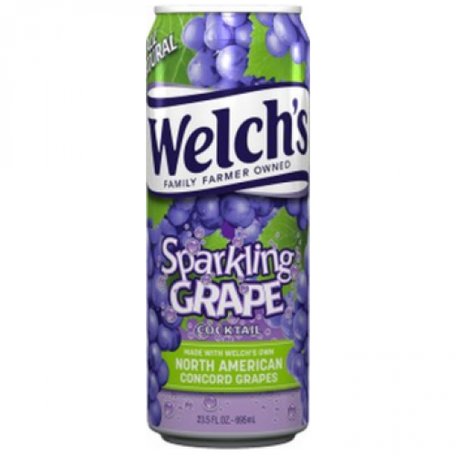 Arizona Welchs Sparlking Grape