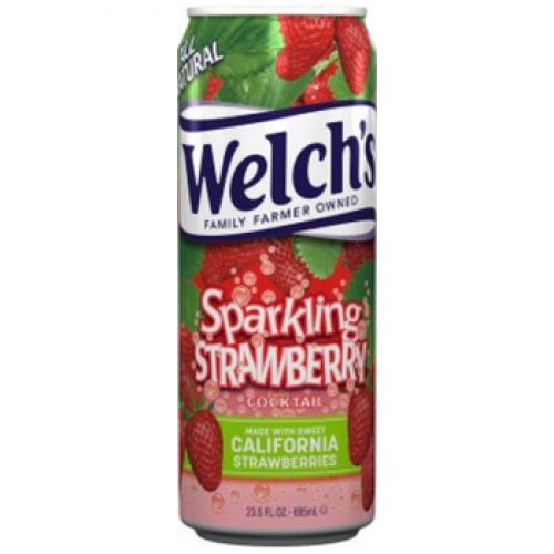Arizona Welchs Sparlking Strawberry