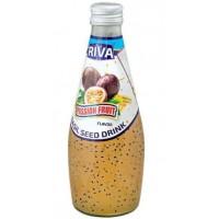 Напиток Basil Seed Passion Fruit 290 ml